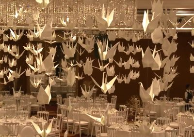 A Thousand Cranes for longevity and good fortune